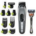 Deals List: Braun Epilator Silk-épil 9 9-030 with Flexible Head, Facial Hair Removal for Women, Shaver & Trimmer, Cordless, Rechargeable, Wet & Dry, Beauty Kit with Body Massage Pad