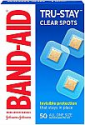 Deals List: Band-Aid Brand Tru-Stay Clear Spots Bandages for Discreet First Aid, All One Size, 50 Count