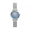 Deals List: Fossil Women's Carlie Mini Silver-Tone Stainless Steel Quartz Watch
