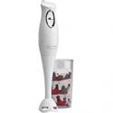 Deals List: Betty Crocker Hand Blender with Beaker, White, BC-1303CK, 400-watts