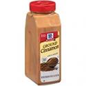 Deals List: McCormick Ground Cinnamon, 18 oz
