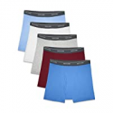 Deals List: Fruit of the Loom Boys' 5 Pack Assorted Print Boxer Briefs