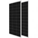 Deals List: 2-Pack Renogy Solar Panel 2pcs 100W 12 Volt Monocrystalline