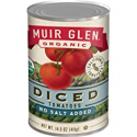 Deals List: Muir Glen Canned Tomatoes, Organic Diced Tomatoes 14.5oz