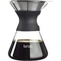 Deals List: Brim 6 Cup Pour Over Coffee Maker Kit 50015