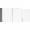 """Deals List: Prepac Elite 54"""" Wall Storage Cabinet (White, WEW-5424)"""
