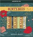 Deals List:  Burt's Bees Bounty Assorted Mix Lip Balm Holiday Gift Set , Assorted Mix