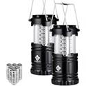 Deals List: 2PK Etekcity Lantern Camping Lantern Battery Powered Lights