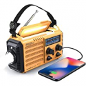 Deals List: Raynic 5000mAh Solar Hand Crank Emergency Radio