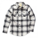 Deals List: Thereabouts Little & Big Boys Long Sleeve Flannel Shirt