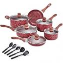 Deals List: Calphalon Classic Pots and Pans Set, 10 Piece Cookware Set with No Boil-Over Inserts, Nonstick