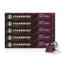 Deals List: Starbucks by Nespresso Caffe Verona Dark Roast 50-Ct Capsules