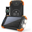 Deals List: Blavor Qi Portable Charger 10,000mAh External Battery Pack Solar