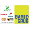 Deals List: $25 Game and Grub Gift Card Email Delivery