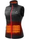 Deals List: ORORO Women's Lightweight Heated Vest with Battery Pack