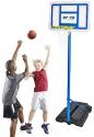 Deals List: Stats Adjustable Portable Basketball Set w/ Ball, Multi (AD19834)