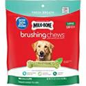 Deals List: Milk-Bone Fresh Breath Brushing Chews Daily Dental Dog Treats