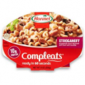 Deals List: HORMEL COMPLEATS Beef Stroganoff Sauce Microwave Tray, 9 Ounces (Pack of 6)