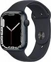 Deals List: Apple Watch Series 7 GPS, 45mm Midnight Aluminum Case with Midnight Sport Band
