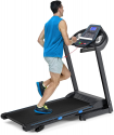 Deals List: GYMAX Folding Treadmill, 2 in 1 Under Desk Electric Running Machine with Blue Tooth & LED Screen, Portable Walking Machine for Home, Office, Gym