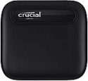 Deals List: Crucial X6 1TB Portable SSD – Up to 540MB/s – USB 3.2 – External Solid State Drive, USB-C - CT1000X6SSD9