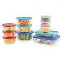 Deals List: Pyrex 22-pc. Glass Food Storage Set