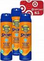 Deals List: 3-Ct 1.8-Oz Banana Boat 30 SPF Sunscreen Spray + $5 Target Gift Card