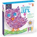 Deals List: Craft-tastic String Art Kit: Owl Edition Craft Kit