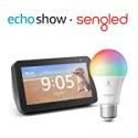 Deals List: Echo Show 5 with Sengled Bluetooth Smart Color Bulb