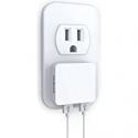 Deals List: Nekmit Dual Port Ultra Thin Flat USB Wall Charger w/Smart IC
