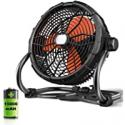 Deals List: Rovtop 12-inch Rechargeable High Velocity Floor Fan