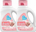 Deals List: Dreft Stage 1: Newborn Hypoallergenic Liquid Baby Laundry Detergent (HE), Natural for Baby, Newborn, or Infant, 32 Loads (Packaging May Vary), 50 Fl Oz (Pack of 2)