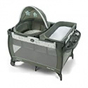 Deals List: Graco Pack 'n Play Travel Dome Playard | Includes Travel Bassinet, Full-Size Infant Bassinet, and Diaper Changer