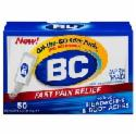 Deals List: BC Aspirin Fast Pain Relief Powder Packets Aspirin 50ct