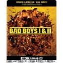 Deals List: Bad Boys and Bad Boys II 4K Blu-ray SteelBoo