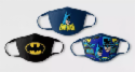Deals List: 3-Pack Kids' Character Face Masks