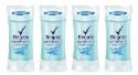 Deals List: 4-Pack of the Degree MotionSense Men's Antiperspirant Deodorant, 2.6 oz. Stick (Shower Clean)