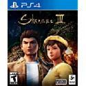 Deals List: Shenmue 3 PlayStation 4 w/Scanavo SteelBook Case