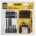 Deals List: DEWALT DW2153 IMPACT Ready Bit Set 34-Piece