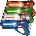 Deals List: 4-Pk BCP Infrared Laser Tag Blasters for Kids & Adults w/4 Settings