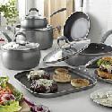 Deals List: Cooks Contour Belly Diamond 10-PC. Cookware Set