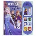 Deals List: Disney Frozen 2 Little Sound Book PI Kids Play-A-Sound