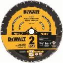 Deals List: 2-Pack DEWALT 7-1/4-in 24-Tooth Tungsten Carbide-Tipped Circular Saw